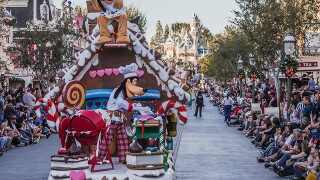 PHOTOS: Disneyland, Disney California Adventure celebrate the holiday season