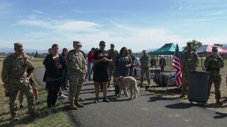 """""""Ruck To Remember"""" at Fort Harrison"""
