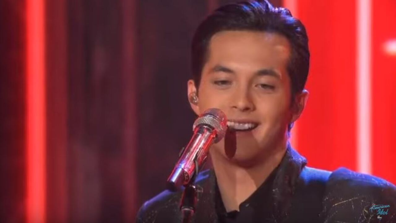 Idol: Laine Hardy makes the Top 3!