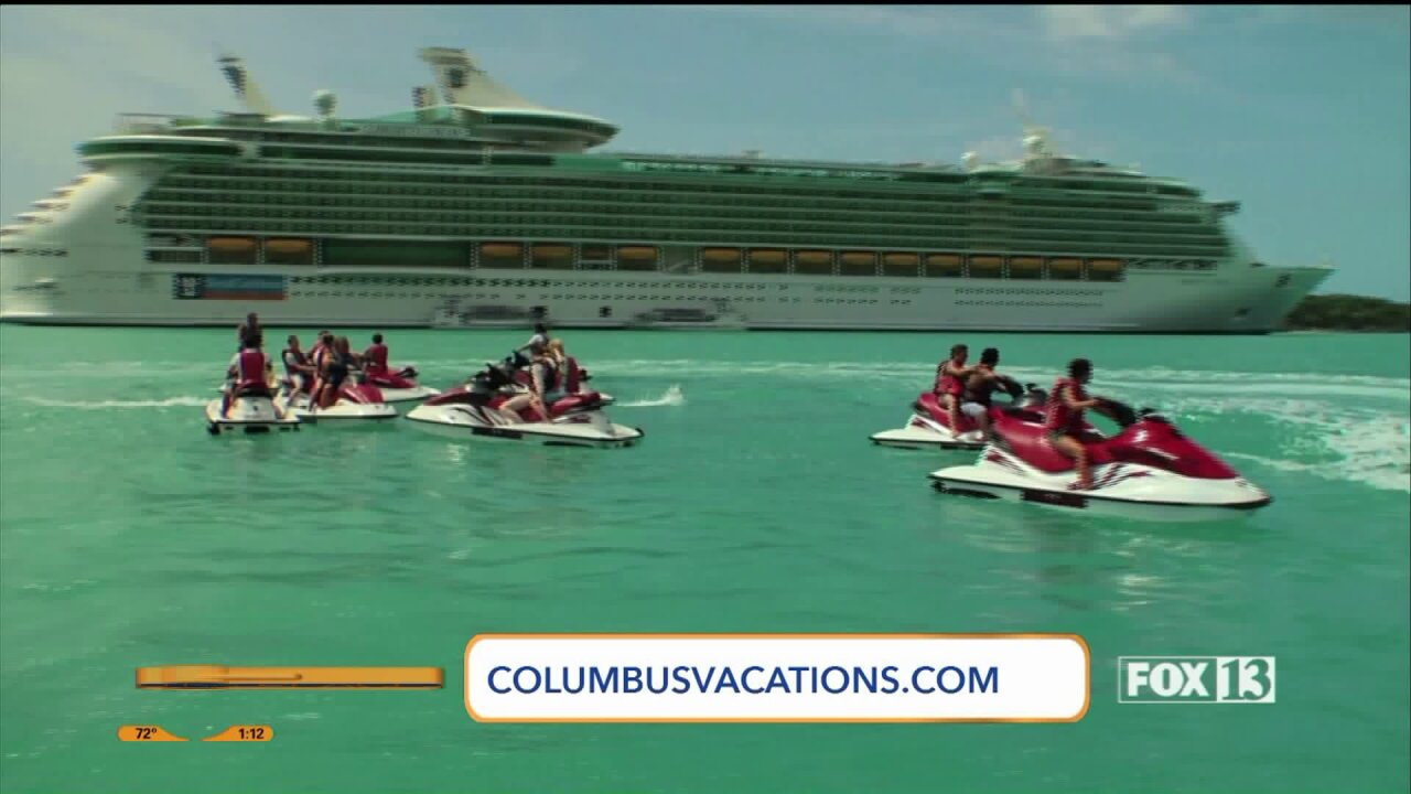 'Swing 4 Cancer Cruise' with Columbus Travel