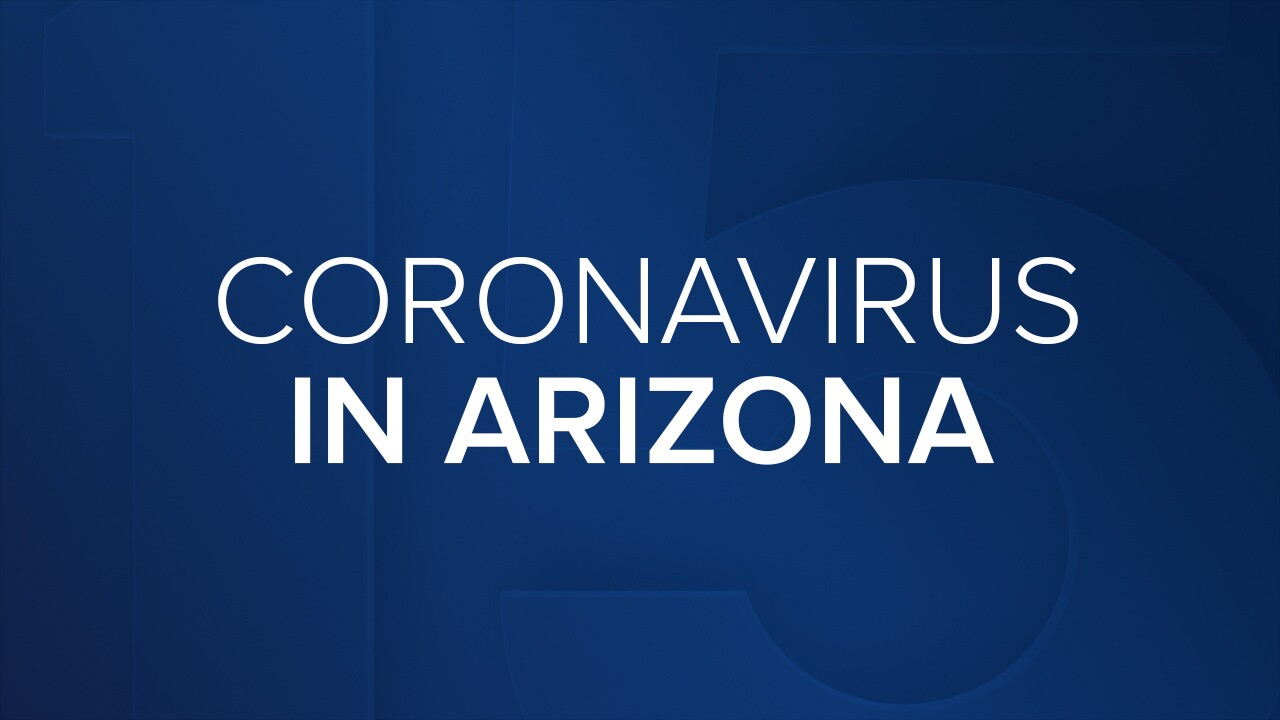Experts: Arizona officials unlawfully holding COVID-19 information