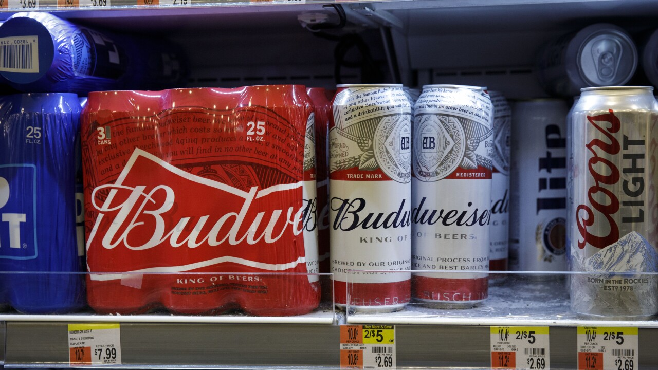 Budweiser And Bud Light Losing Market Share In U.S. As Craft Beer Continues Gain In Popularity