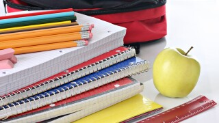 Back-to-School Salvation Army school supplies drive