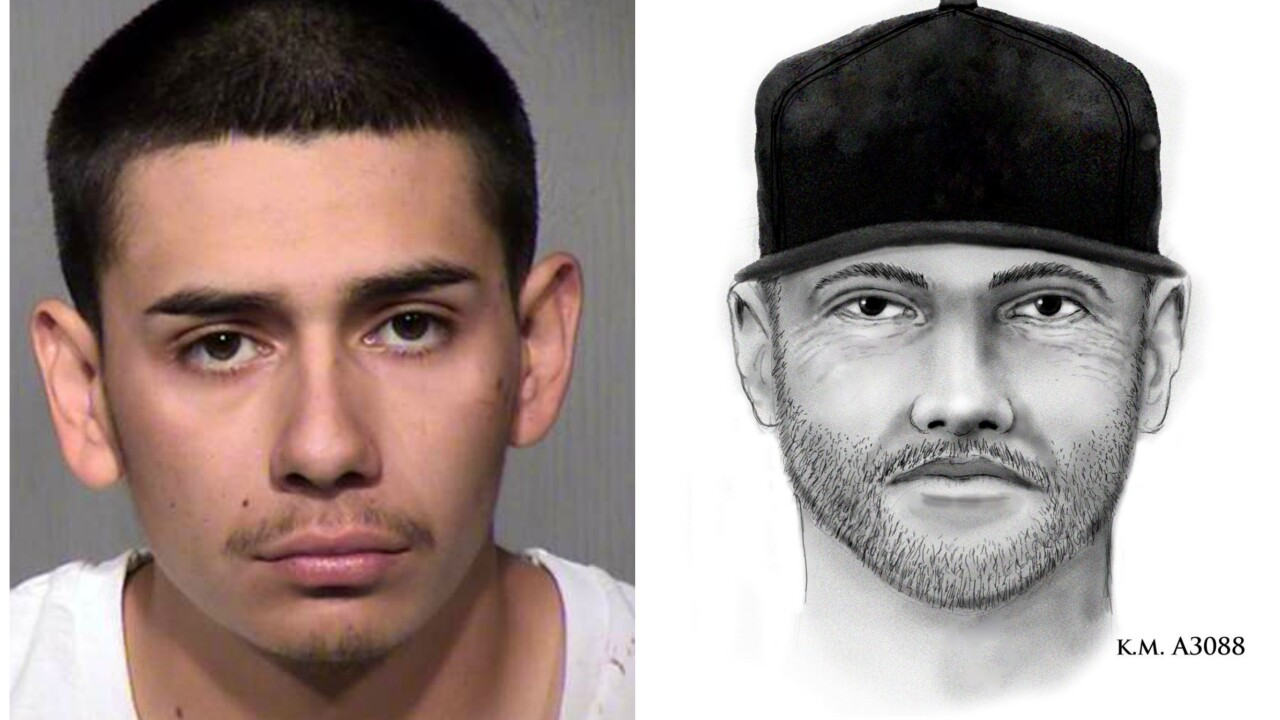 Suspect arrested after 10-year-old girl dies following apparent road rage shooting in Phoenix