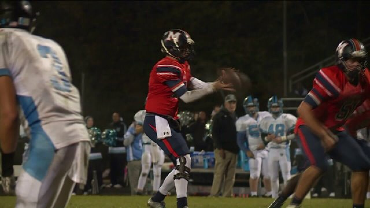 Manchester makes 2nd half comeback to beatCosby