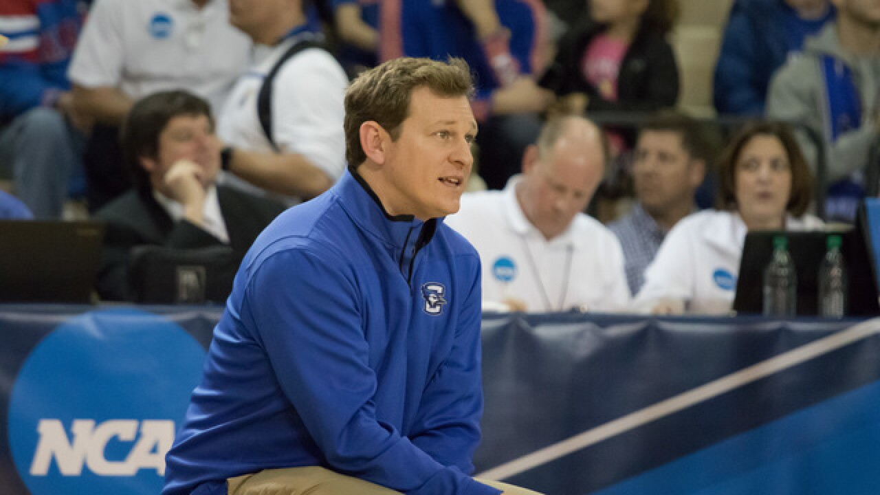 Creighton volleyball's Ryan Meek accepts head coaching job at High Point University