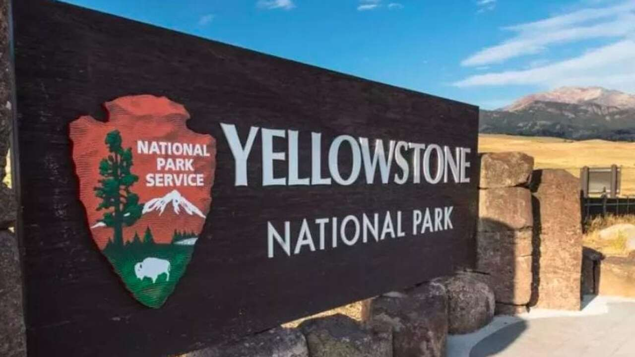 2 women sentenced for going off-trail in Yellowstone National Park
