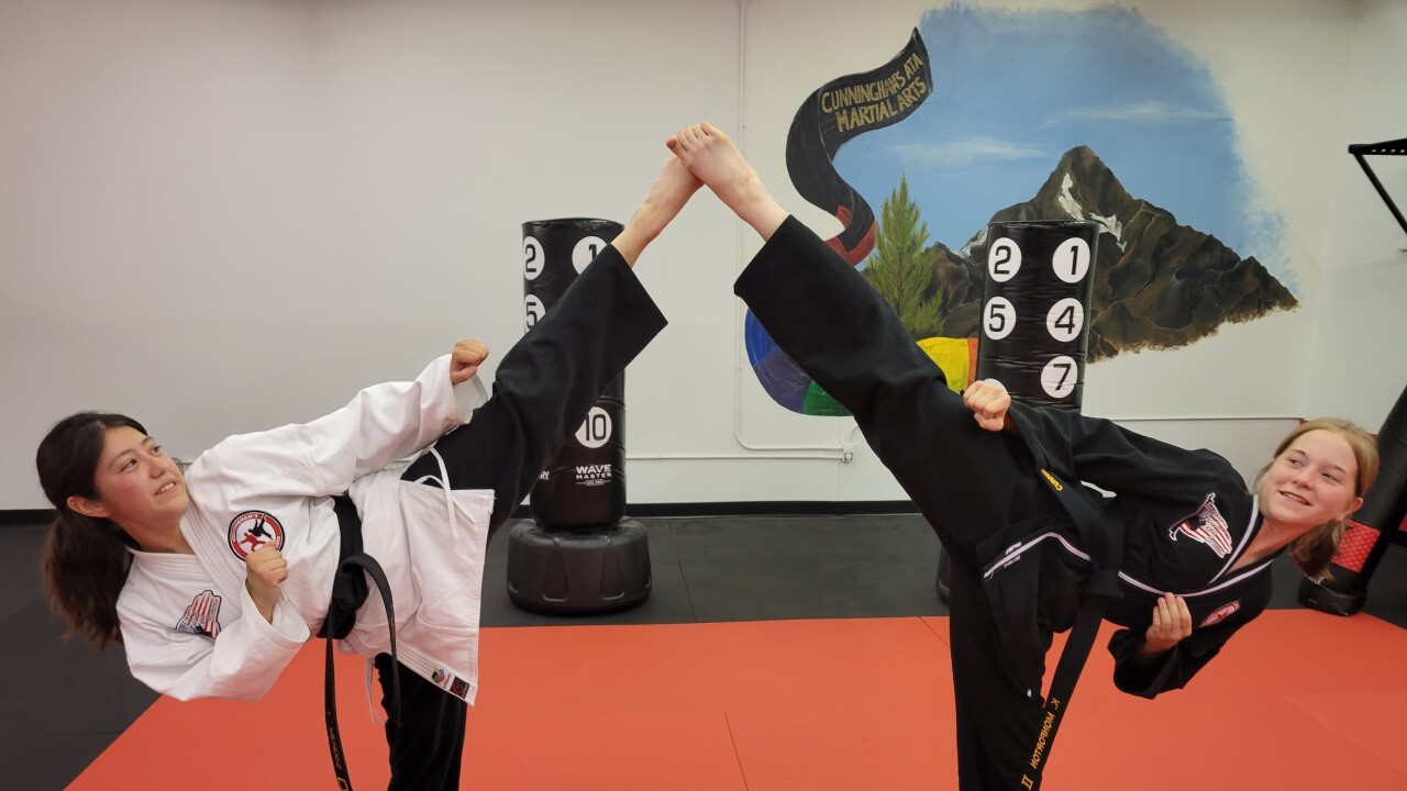 Bozeman martial artists help each other shine at NMAA World Championships