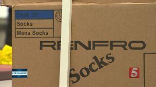 renfro sock masks