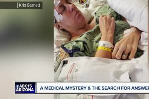 Valley family desperate for answers after loved one develops 'mystery illness'