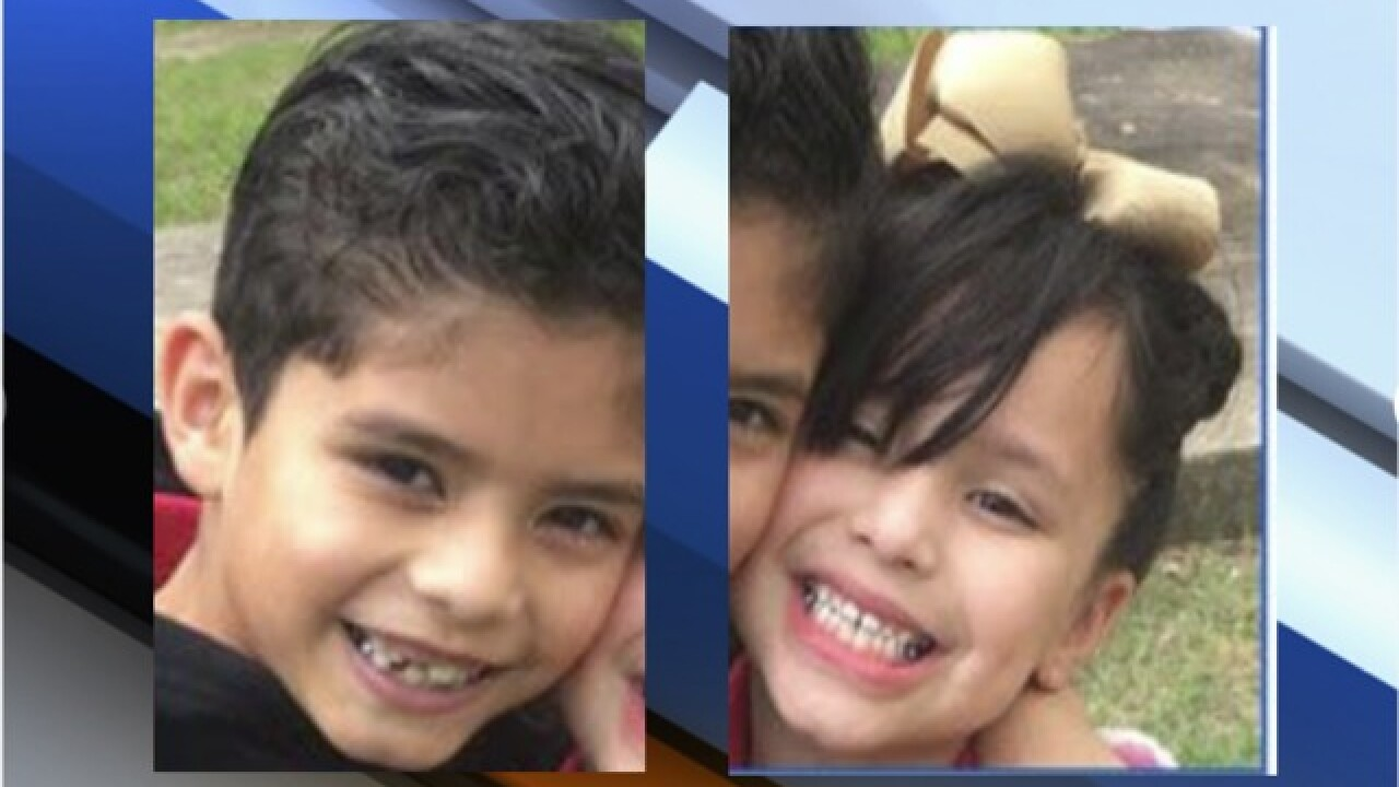 Amber Alert for two Florida children canceled