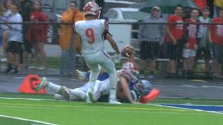 Indiana High School Football Scores: Week 4