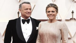 Tom Hanks And Rita Wilson Are Officially Greek Citizens