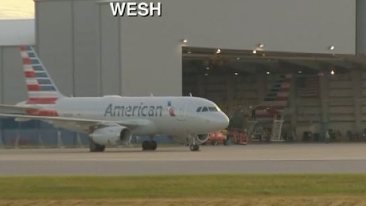 Student pilot boards plane, causes lockdown at Orlando-Melbourne International Airport