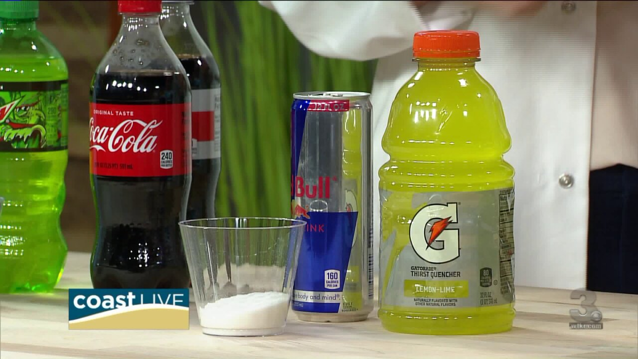 Learn how popular sweet drinks affect more than your weight on Coast Live