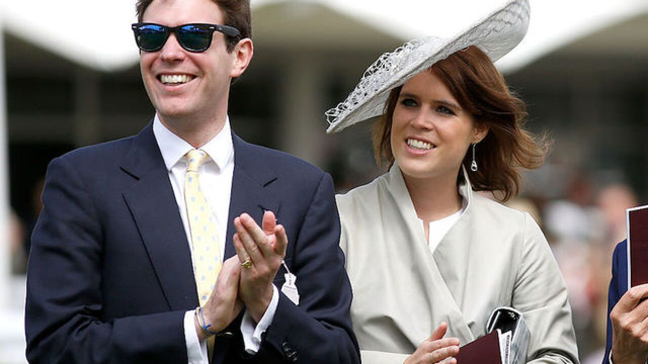 Royal Wedding: Princess Eugenie marries Jack Brooksbank in England