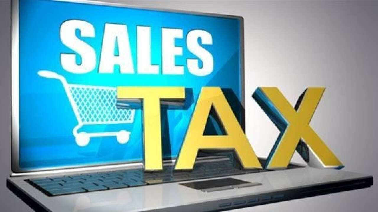 No more state sales tax holidays