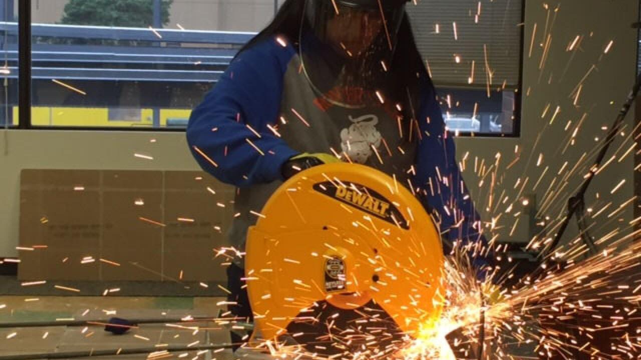 High school prepares women for STEM jobs