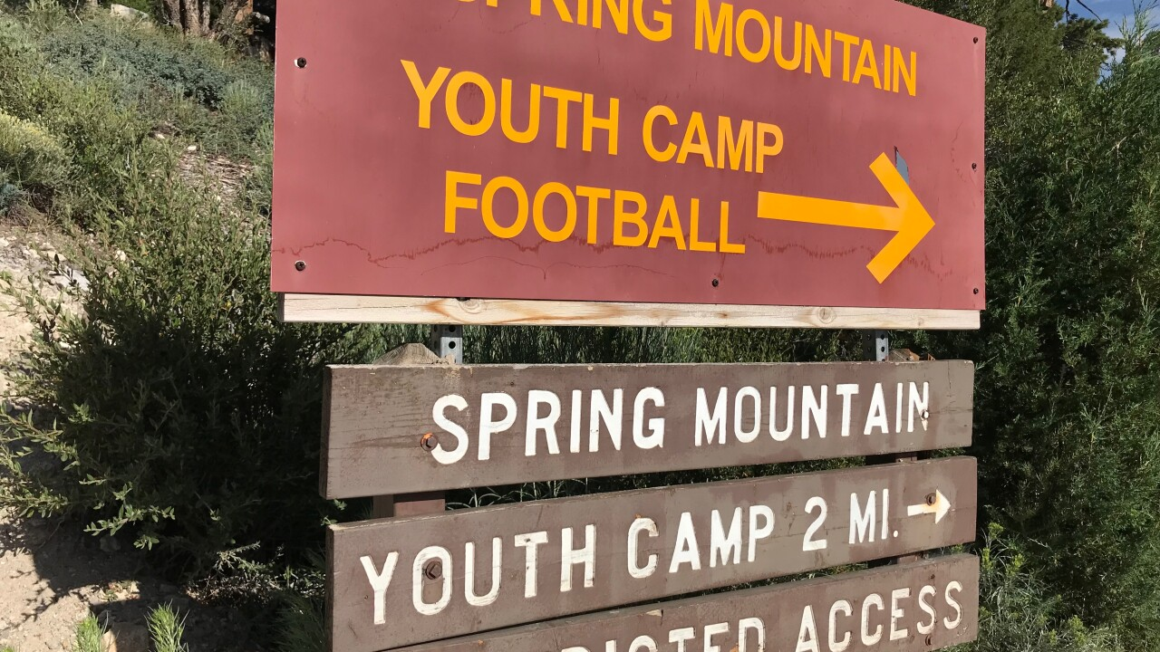 The Spring Mountain Youth Camp is unlike any youth correctional facility in the United States