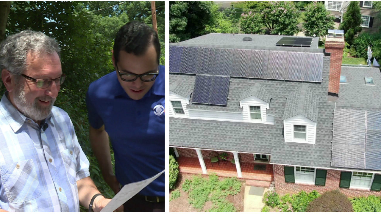 Solar panels drop Richmond family's energy bill to $8: 'I can't believe it!'
