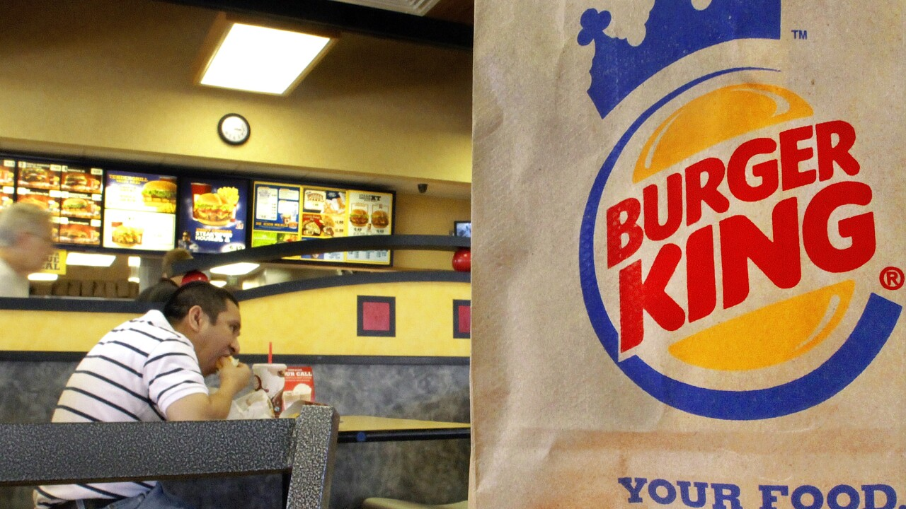 Burger King giving away Whoppers for students who complete educational activities