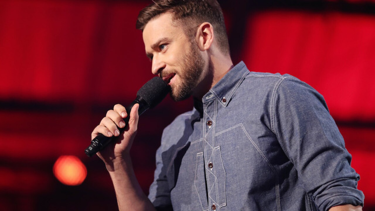 Justin Timberlake 'finalizing deal' for Super Bowl halftime show, report says