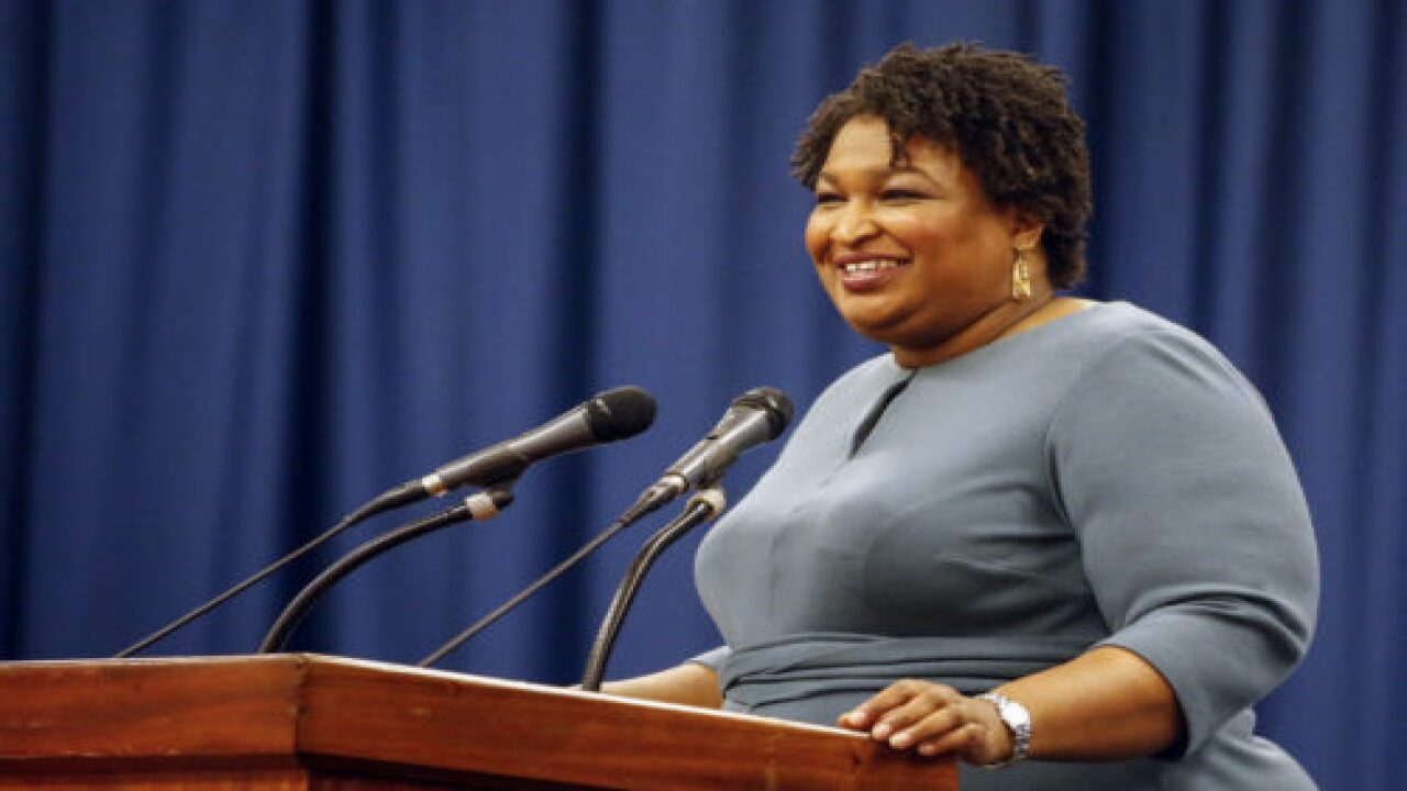 Stacey Abrams Says The Secret To Her Success Is An Excel Spreadsheet She's Been Using Since She Was 18