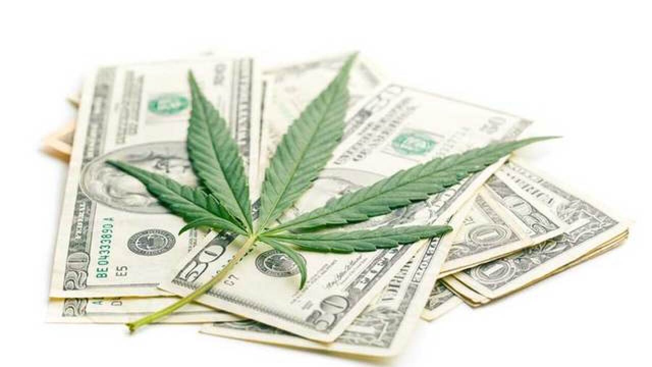 Nevada marijuana tax collections top $8M, set new record