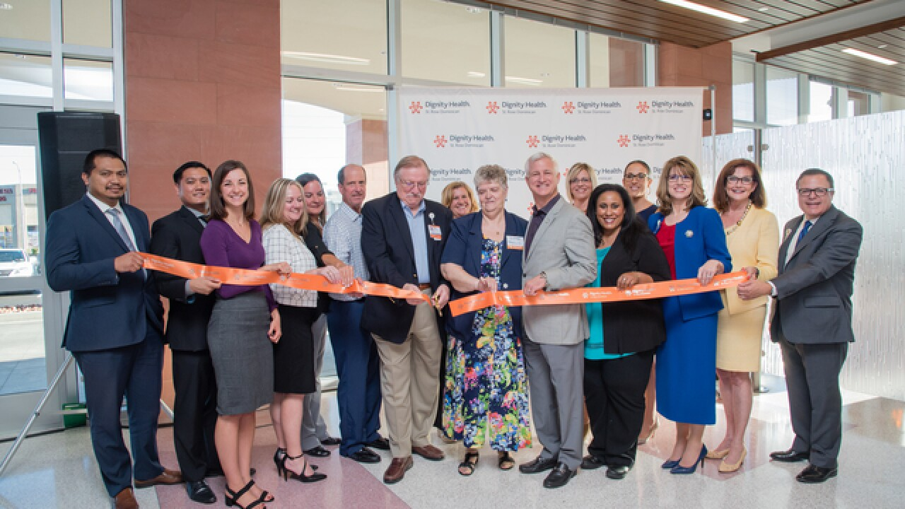 New neighborhood hospital opens on Flamingo Road