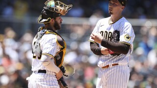 Padres Athletics blake snell july 28 2021
