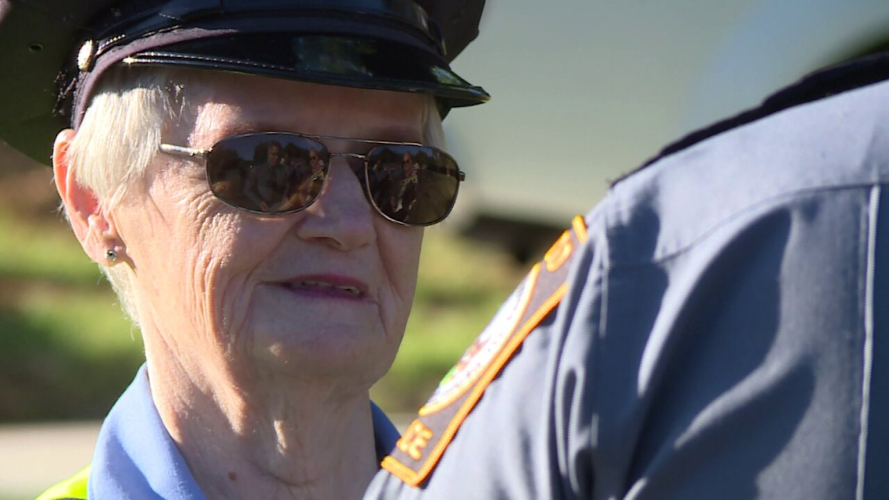 Beloved crossing guard retires after 48 years of helping children: 'It's hard to saygoodbye'