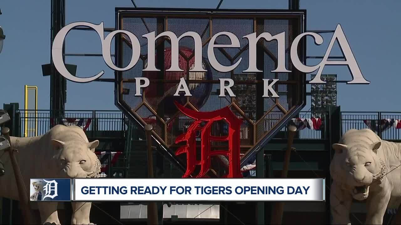 What you need to know to get ready for Tigers Opening Day