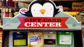 Gift card scam drains gift card while you listen