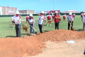 New athletic fields of dreams at Robstown High School