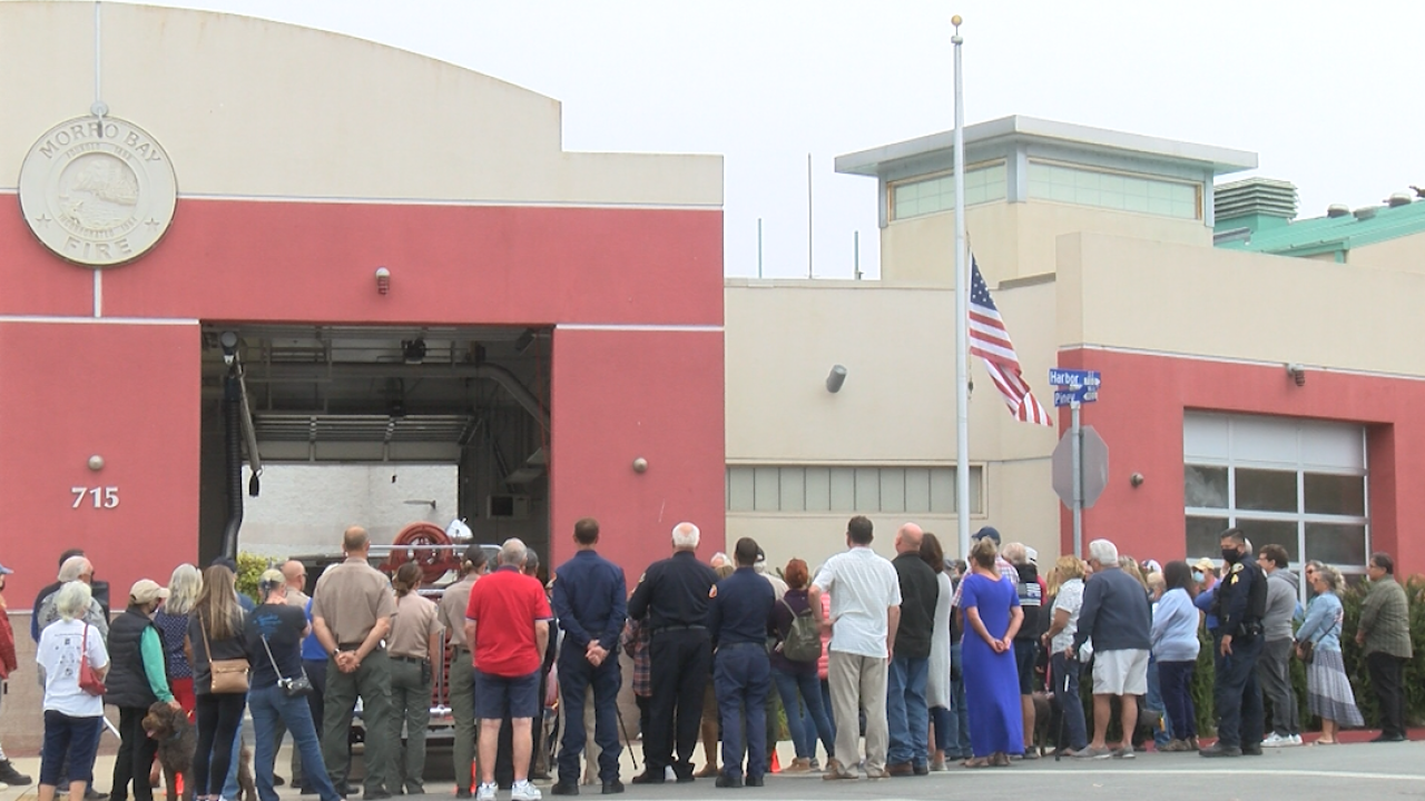 Central Coast memorializes 20th anniversary of 9/11