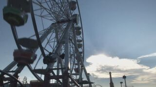 ferris wheel CO State Fair