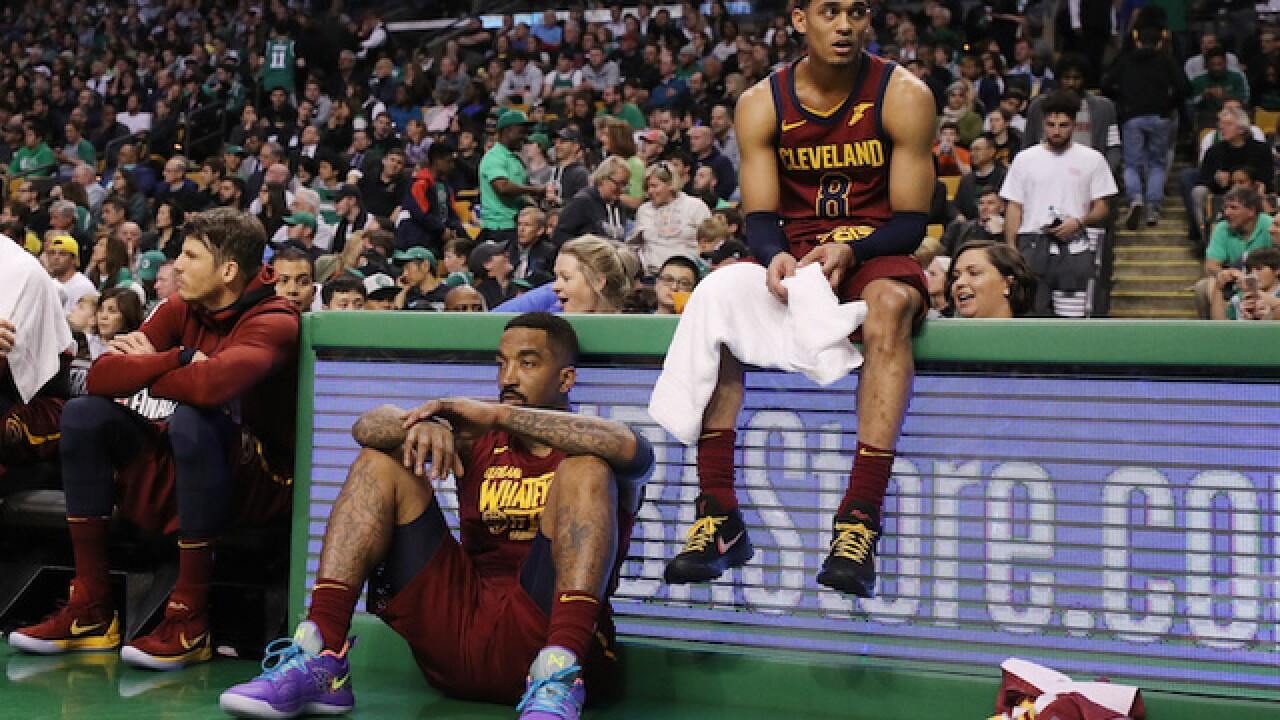 Boston TV station calls out 'the most useless Cavaliers'