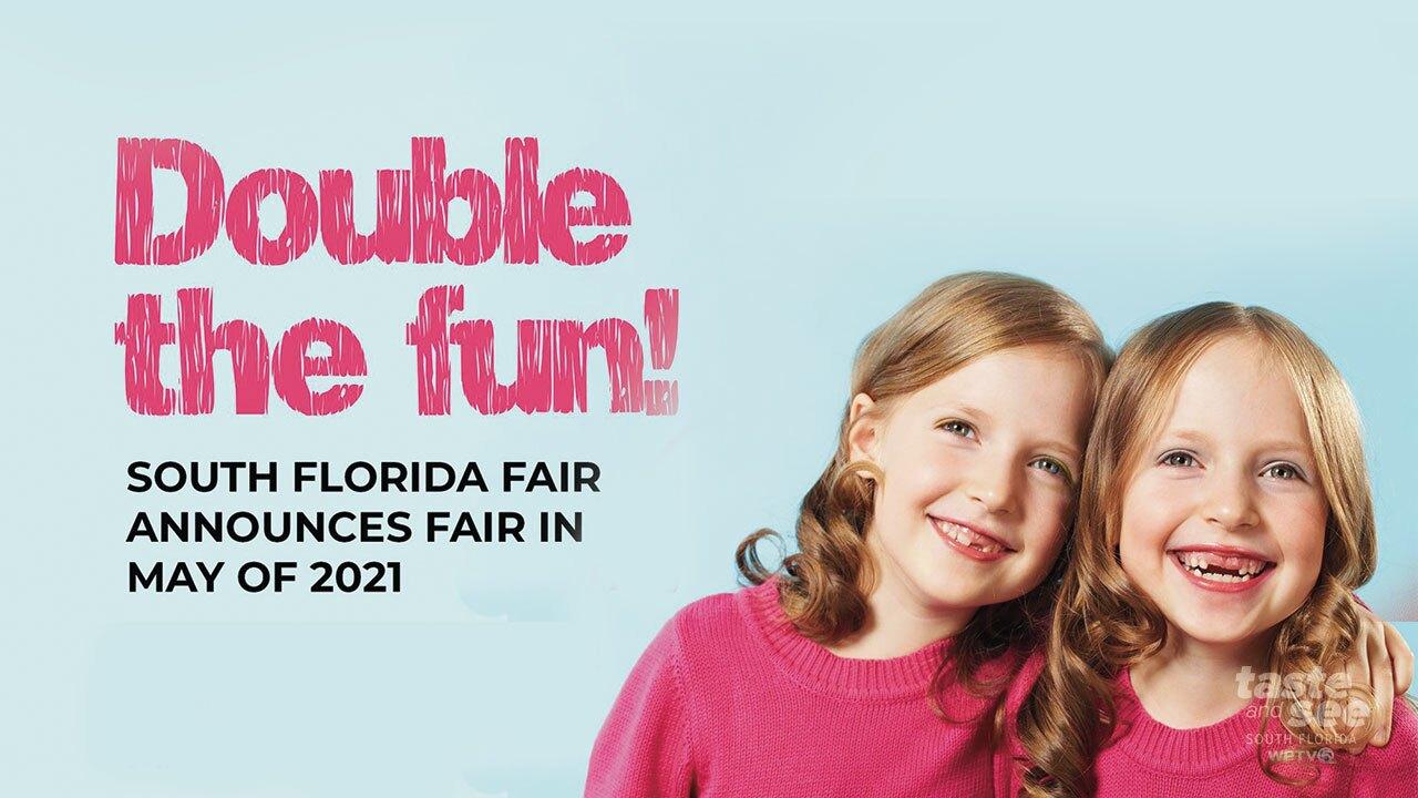 South Florida Fair - Doube the Fun!