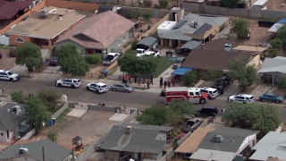 2 kids with life-threatening injuries after S. PHX shooting 8th Street and Broadway Road