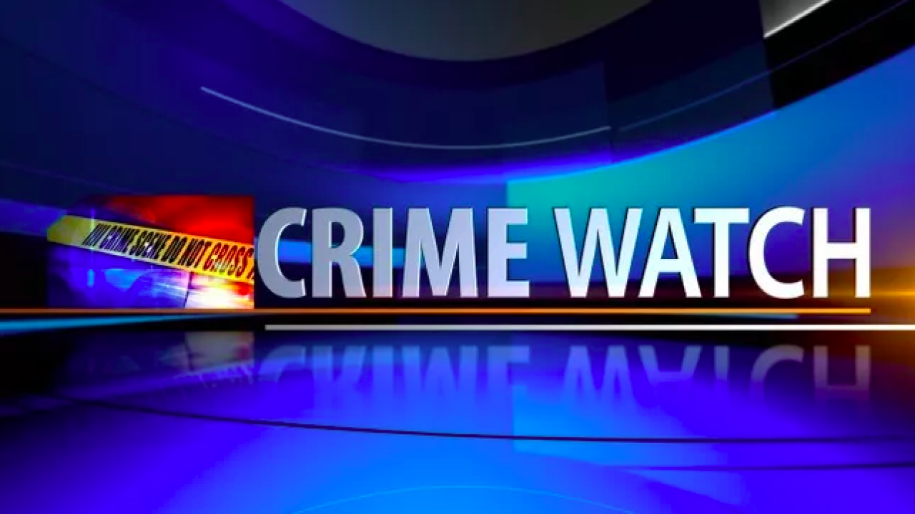 CRIME WATCH graphic
