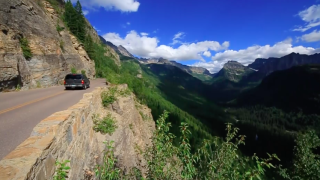 Section of Going-to-the-Sun Road to close for maintenance