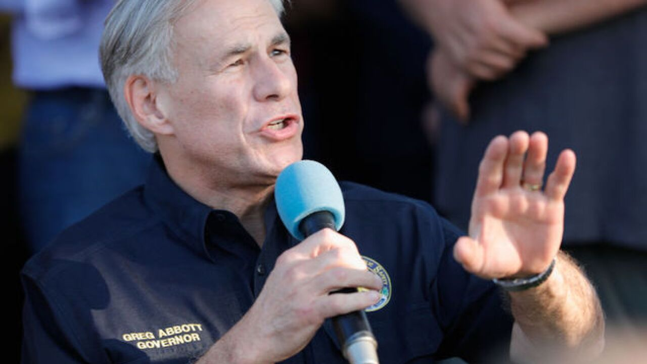 Texas governor's website continues to tout shotgun giveaway in aftermath of school shooting