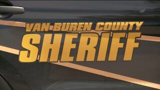 Sheriff: Driver arrested after high-speed chase in Van Buren Co.