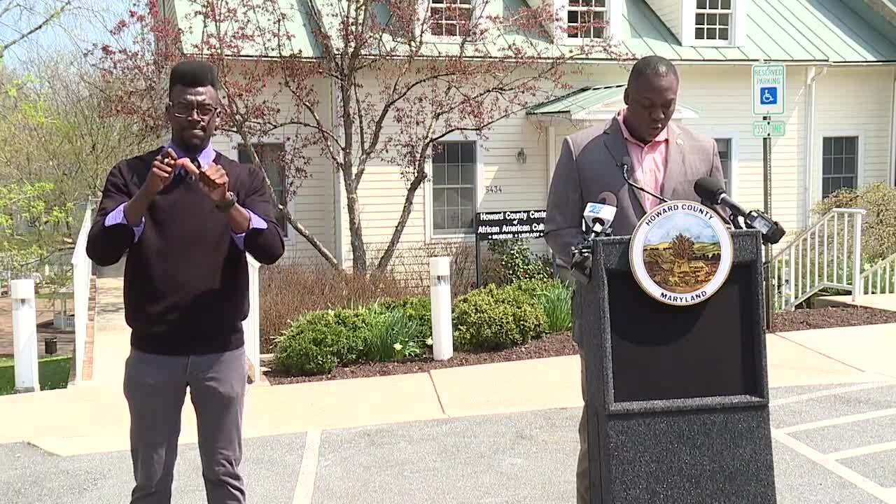 Howard County makes Juneteenth official county holiday