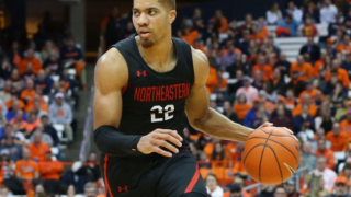 Northeastern shoots 60% to top Oakland