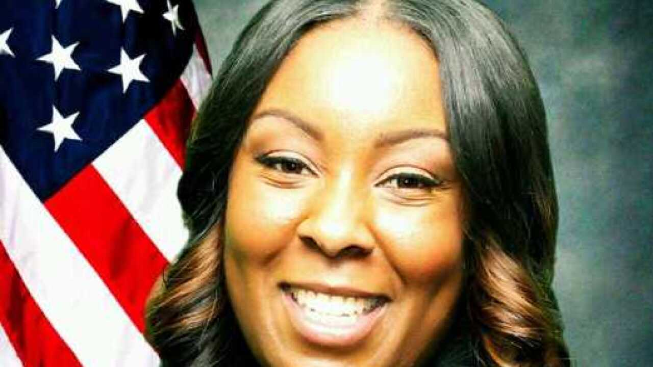 Henderson Police Chief LaTesha Watson is on administrative leave, authorities say.