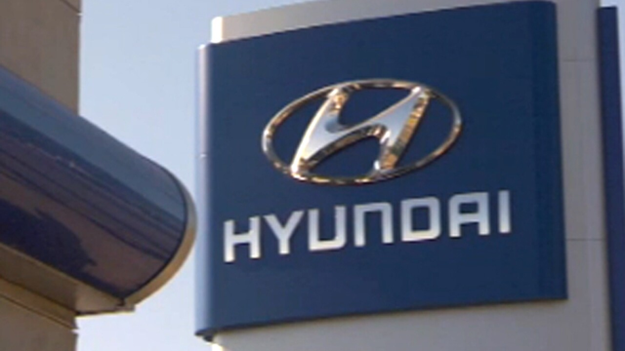 Hyundai, Mitsubishi recalling certain car models