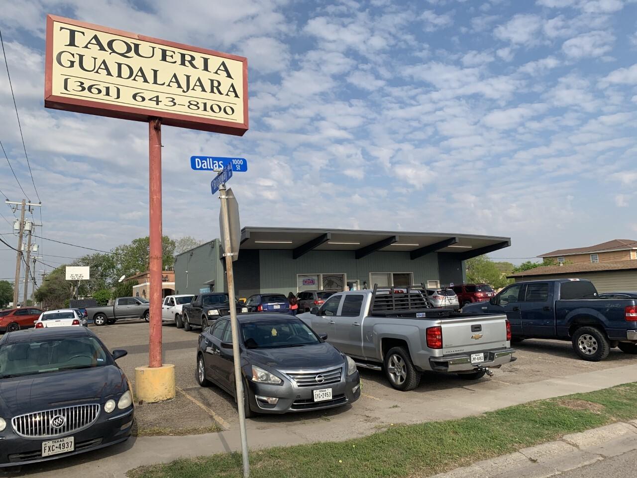 Business is booming at Taqueria Guadalajara
