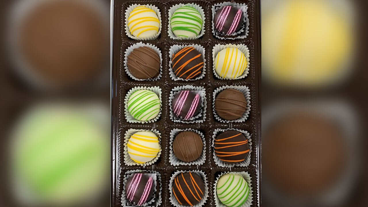 Chocolate Spectrum candy
