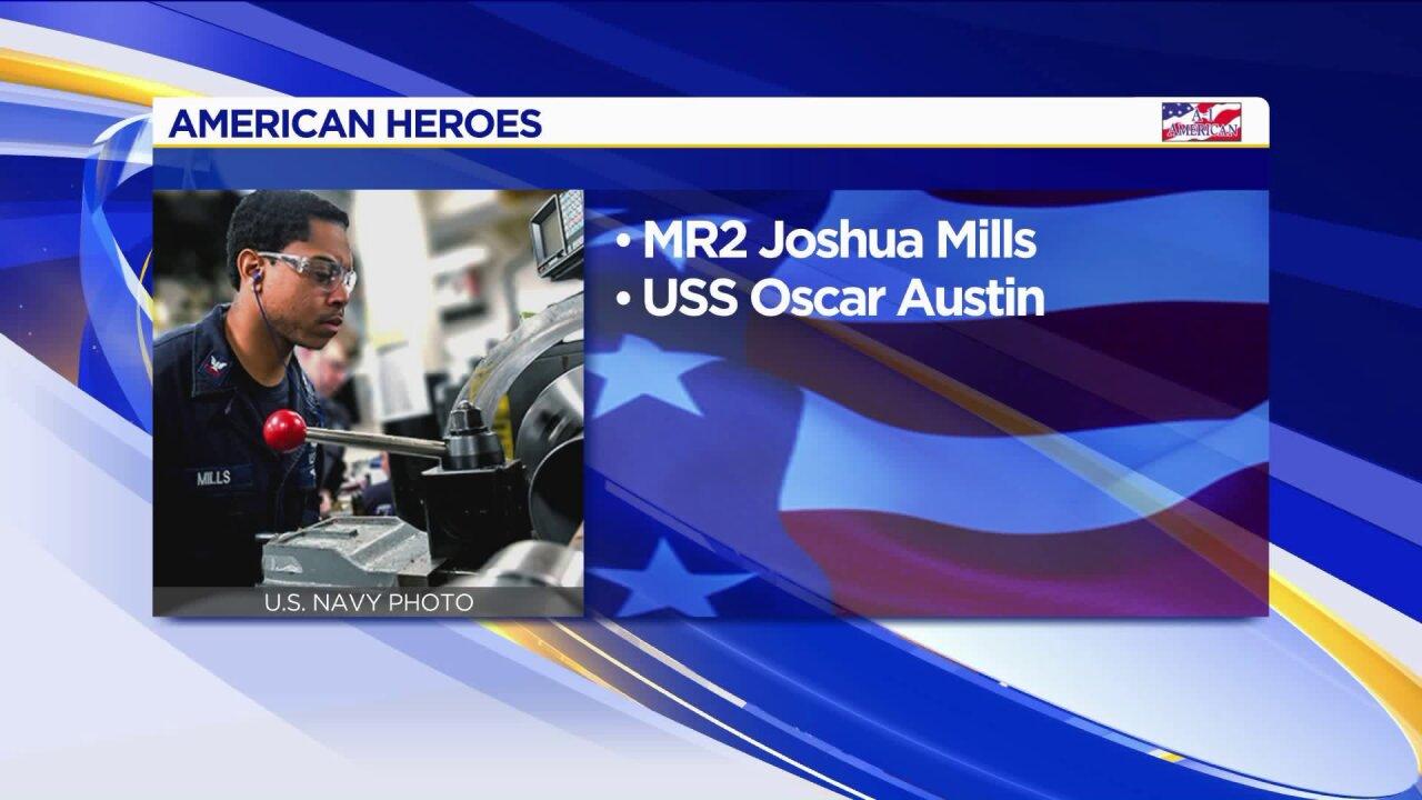 American Heroes: JoshuaMills